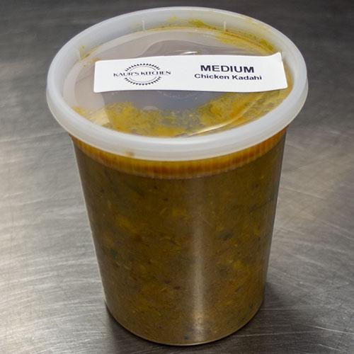 32-Oz Chicken Kadahi - Medium Spice