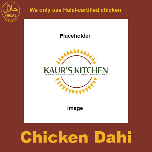 Chicken Dahi